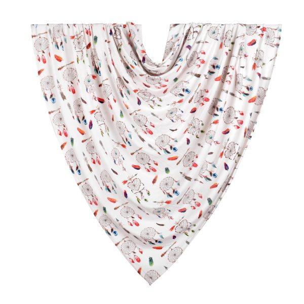 Dream Catcher Bamboo Swaddle Blanket Hanging